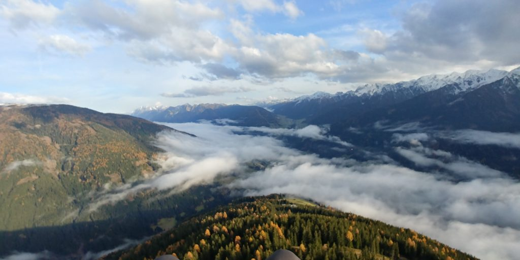 Über den Wolken Sillian